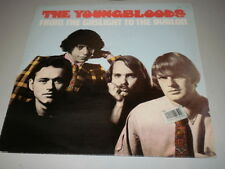 THE YOUNGBLOODS - FROM THE GASLIGHT TO THE AVALON - LP 1988 DECAL/CHARLY RECORDS