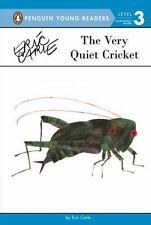 The Very Quiet Cricket (Penguin Young Readers, L3)