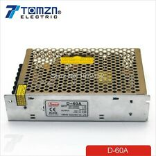 D 60W A Dual output 5V 12V Switching power supply