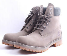 "Timberland 6"" Inch Premium Construction Boot # TB0 A17PS Men SZ 8.5 Waterproof"