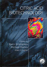 Citric Acid Biotechnology by