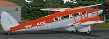 DH-86 Express de Havilland DH86 Airplane Wood Model Replica Large Free Shipping