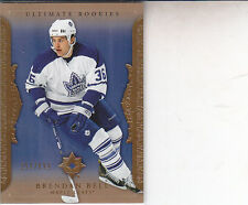 BRENDAN BELL 2006-07 ULTIMATE COLLECTION HOCKEY 257/699