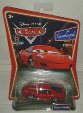 Disney cars pixar supercharged Ferrari F430 Bd film jeu video games