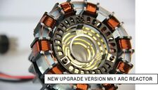 DIY MASTER GRADE IRON MAN MK1 ARC REACTOR USB POWERED
