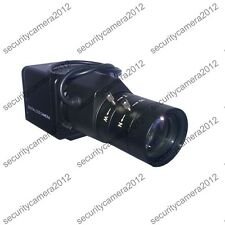 Mini Sony Effio-E 700TVL 6-60mm Manual ZOOM Lens HD CCTV Surveillance Camera OSD