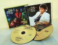 [CD+DVD] MICHAEL JACKSON : Thriller [25th Anniversary Edition][Deluxe Edition]