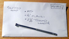 """Slotted Tension Rod [M5x4""""] FOR Bass/Kick Drum ML15 (QTY: 1) - NICE!"""