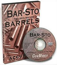 Bar-Sto Precision Machine Barrels (DVD)/Gun Barrels