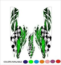 kawasaki 750 sxr sxi sx jet ski wrap graphics pwc stand up jetski decal kit a9