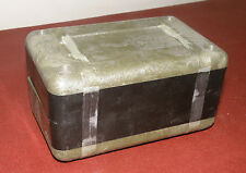 GFK Transportkiste Box stoßgeschützt military shipping transport case 16x10x9cm