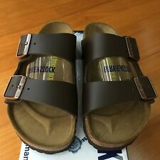 Birkenstock ARIZONA 051101 size 36/ L5-5.5 R Brown Leather Sandals