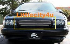 FOR 94 95 96 Chevy Caprice With Impala SS Billet Grille Insert 1PC UPPER