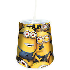 Minions Light Shade Light Pendant 25 cm Kids Boys/ Girls Bedroom Light Shade New