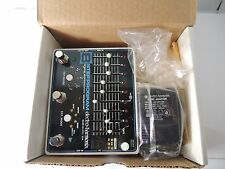 ELECTRO HARMONIX 8-STEP PROGRAM PEDAL w/BOX AND ADAPTER EXPRESSION/CV SEQUENCER