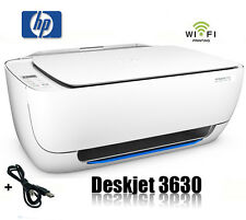HP DESKJET 3630 MULTIFUNKTIONS WIFI DRUCKER SCANNER KOPIERER PRINTER * NEU *
