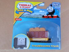 Thomas and Friends Take N Play TROUBLESOME TRUCK Brown