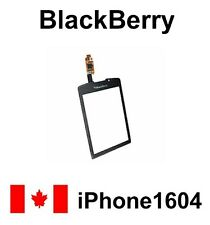 Blackberry Torch 9800 Touch Screen Digitizer Glass with free ADHESIVE KIT