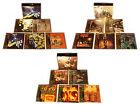 Nazareth - 15 Mini LP CD Japan + 3 Promo-Boxes + 4 BONUS CD COMPLETE & RARE MINT