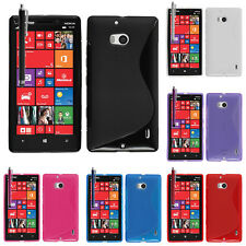 S-Line TPU Gel Soft Silicone Case High Quality for Series Nokia Models