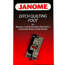Ditch Quilting Foot For #200341002 Janome Memory Craft Embroidery Machines