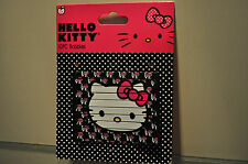 Hello Kitty Bow/Love Girls Hair Bobby Pins 10 Pack Made by Sanrio NWT