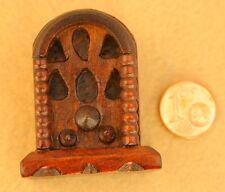 Nostalgie Radio Miniatur 1:12  Zubehör Puppenstube Diorama Setzkasten