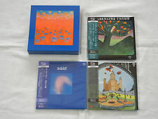 Pilz label JAPAN 3 titles Mini LP SHM-CD SS + PROMO EMTIDI / Saat BOX SET