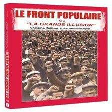 Le Front Populaire ou la Grande Illusion (3CD)