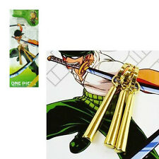 ONE PIECE ORECCHINO ZORO IN METALLO COSPLAY EARRING