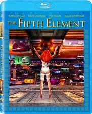 Fifth Element (2015, REGION A Blu-ray New)