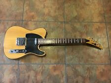 Series 10 Telecaster Electric Guitar Blonde Vintage Quality Made