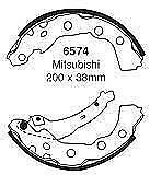 EBC Brake shoes 6574 Mitsubishi Spacestar