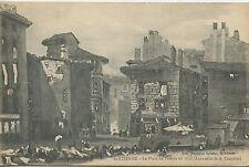 Postcard - CARTE POSTALE / SAINT ETIENNE LA PLACE DU PEUPLE EN 1850