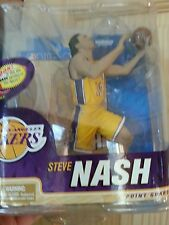 McFarlane Lakers Steve Nash Series 22 NBA Basketball Unopened Action Figure 8 in