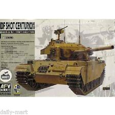 AFV Club 1/35 AF35159 IDF Shot Centurion Mk.5 & Mk.5/1 (1967 Early Type) Model K