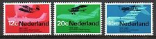 Netherlands - 1968 Aviation Mi. 902-04 MNH