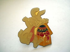 PINS RARE RABBIT EASTER LAPIN FETE OEUF DE PAQUES