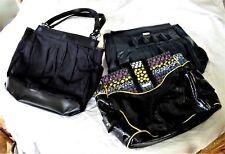 Miche Prima Black Base Bag w/ Black Handles, Plus Two Nice Shells ~ Abbie & Mary