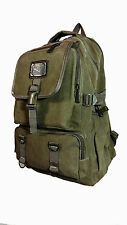 Canvas School Bag Laptop Bag- Khaki