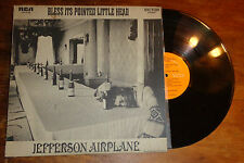 Jefferson Airplane record album Bless Its Pointed Little Head Excellant
