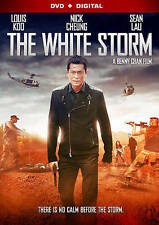 THE WHITE STORM - LOUIS KOO   NICK CHEUNG 2015 ACTION THRILLER DVD