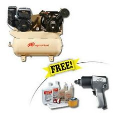 Two-Stage Gas-Powered, 14 HP, Kohler w/ FREE Air Impact Wrench & Start Up Kit