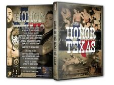 ROH Wrestling: Honor in the Heart of Texas DVD, Jay Briscoe Davey Richards