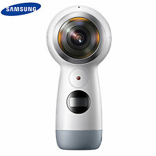 [SAMSUNG] SM-R210 2017 New Compact Design Gear 4K 360º Camera For Galaxy S8, S8+
