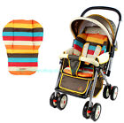 Toddler Baby Stroller Rainbow Cushion Pad Pram Padding Liner for Car Seat Chair