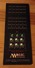 Magic the Gathering Cards MTG Vintage Life Tokens Counter Uncut Sheet RARE