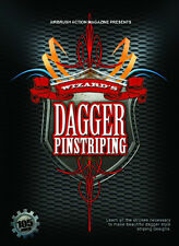 Wizard's Dagger Pinstriping DVD by Airbrush Action Magazine