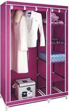 Folding Wardrobe Cupboard Almirah-IV-P