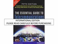 The Essential Guide to Telecommunications, 5th ed. by Annabel Z. Dodd